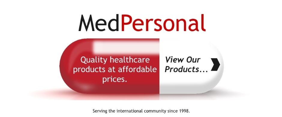 MedPersonal - View our healthcare products...